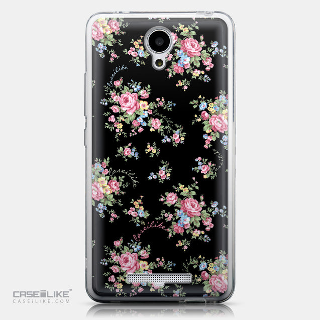 CASEiLIKE Xiaomi Redmi Note 2 back cover Floral Rose Classic 2261