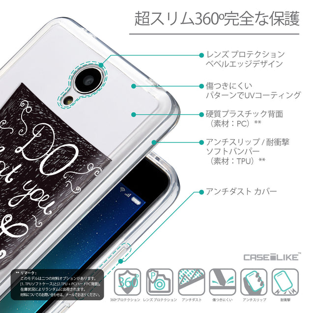 Details in Japanese - CASEiLIKE Xiaomi Redmi Note 2 back cover Quote 2400