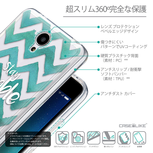 Details in Japanese - CASEiLIKE Xiaomi Redmi Note 2 back cover Quote 2418