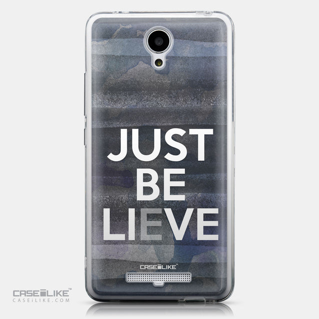 CASEiLIKE Xiaomi Redmi Note 2 back cover Quote 2430