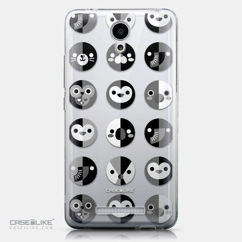CASEiLIKE Xiaomi Redmi Note 2 back cover Animal Cartoon 3639