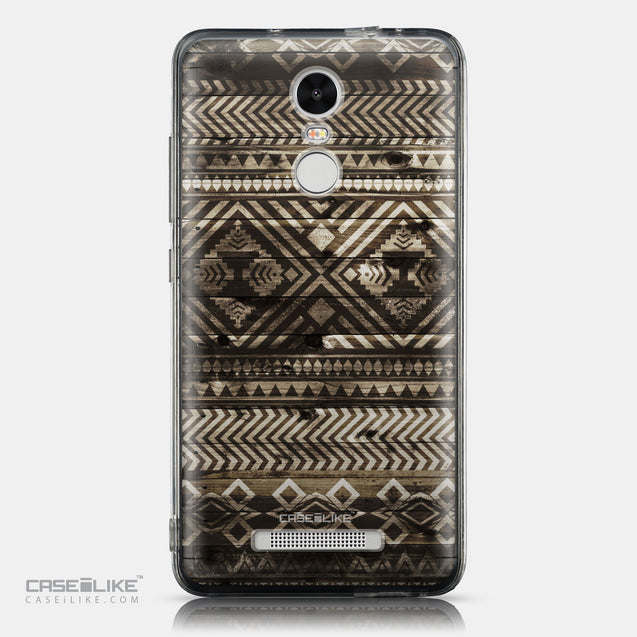 CASEiLIKE Xiaomi Redmi Note 3 back cover Indian Tribal Theme Pattern 2050