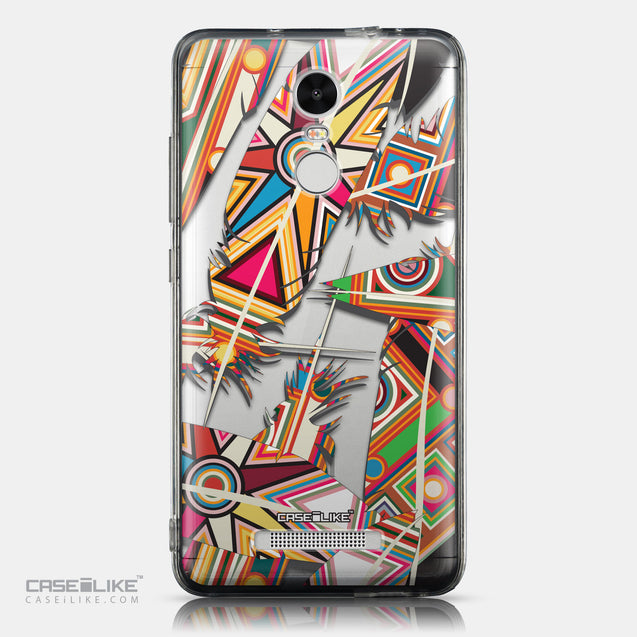 CASEiLIKE Xiaomi Redmi Note 3 back cover Indian Tribal Theme Pattern 2054