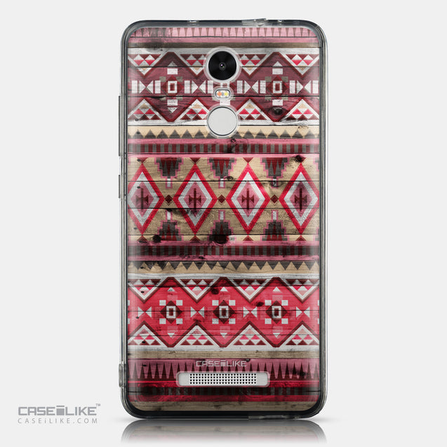 CASEiLIKE Xiaomi Redmi Note 3 back cover Indian Tribal Theme Pattern 2057