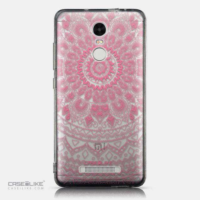 CASEiLIKE Xiaomi Redmi Note 3 back cover Indian Line Art 2062