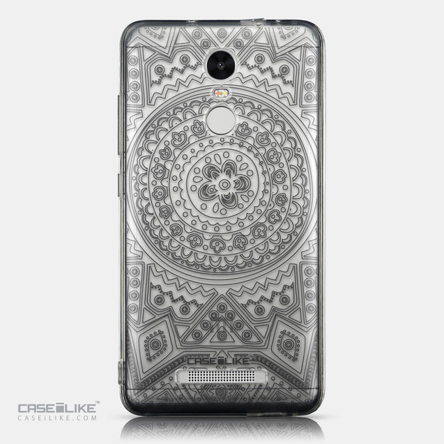 CASEiLIKE Xiaomi Redmi Note 3 back cover Indian Line Art 2063