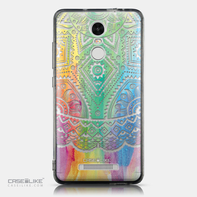 CASEiLIKE Xiaomi Redmi Note 3 back cover Indian Line Art 2064