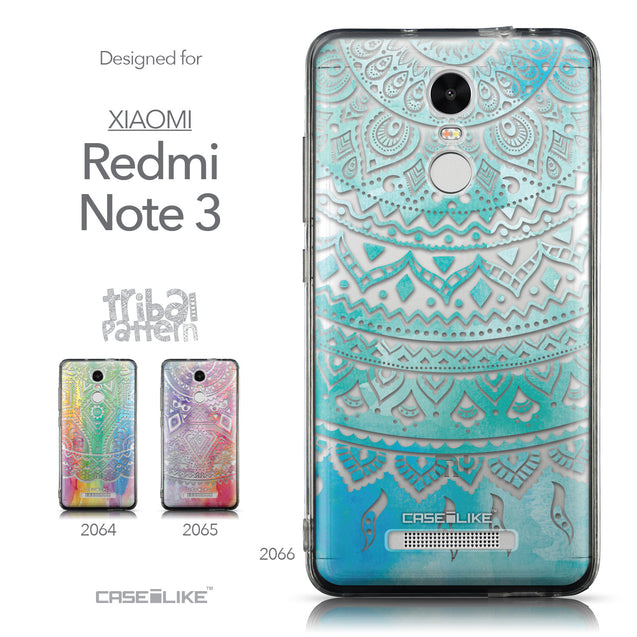 Collection - CASEiLIKE Xiaomi Redmi Note 3 back cover Indian Line Art 2066