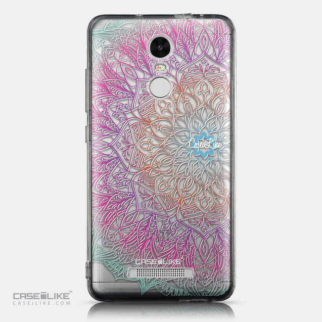 CASEiLIKE Xiaomi Redmi Note 3 back cover Mandala Art 2090