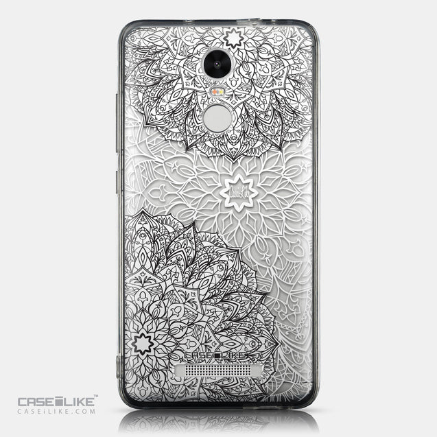 CASEiLIKE Xiaomi Redmi Note 3 back cover Mandala Art 2093