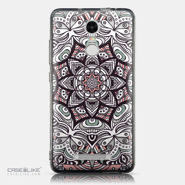 CASEiLIKE Xiaomi Redmi Note 3 back cover Mandala Art 2095