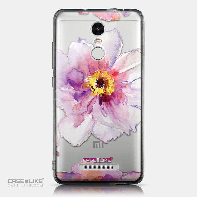 CASEiLIKE Xiaomi Redmi Note 3 back cover Watercolor Floral 2231