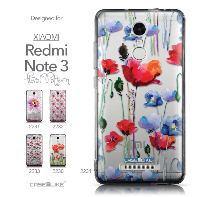 Collection - CASEiLIKE Xiaomi Redmi Note 3 back cover Indian Line Art 2061
