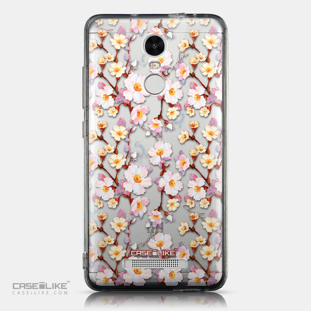 CASEiLIKE Xiaomi Redmi Note 3 back cover Watercolor Floral 2236