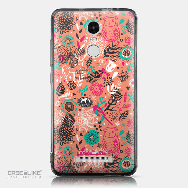 CASEiLIKE Xiaomi Redmi Note 3 back cover Spring Forest Pink 2242