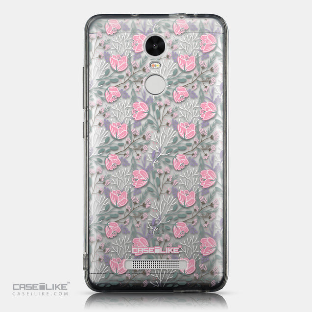 CASEiLIKE Xiaomi Redmi Note 3 back cover Flowers Herbs 2246