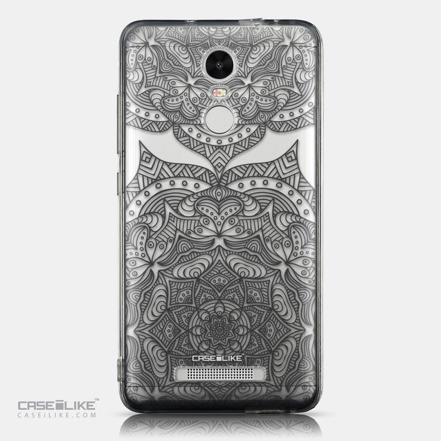CASEiLIKE Xiaomi Redmi Note 3 back cover Mandala Art 2304