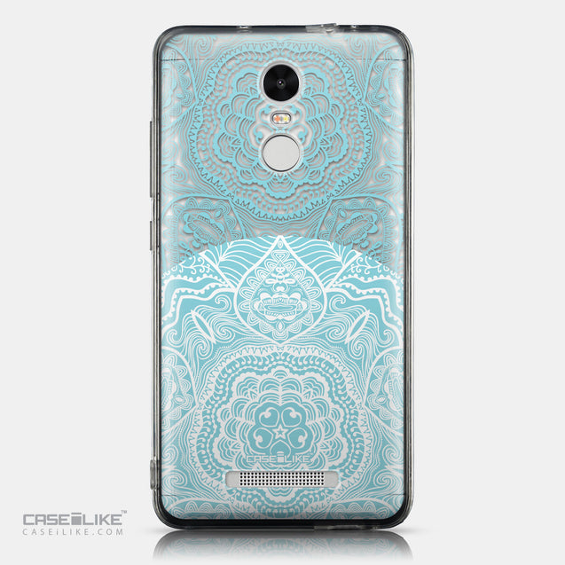 CASEiLIKE Xiaomi Redmi Note 3 back cover Mandala Art 2306