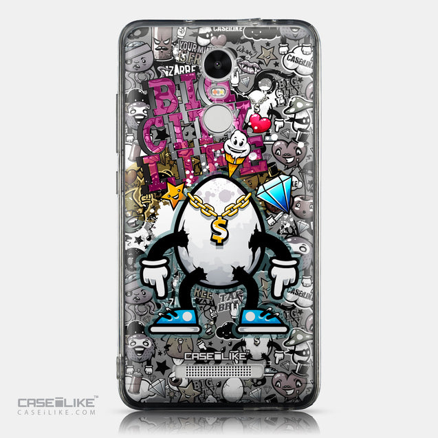 CASEiLIKE Xiaomi Redmi Note 3 back cover Graffiti 2704