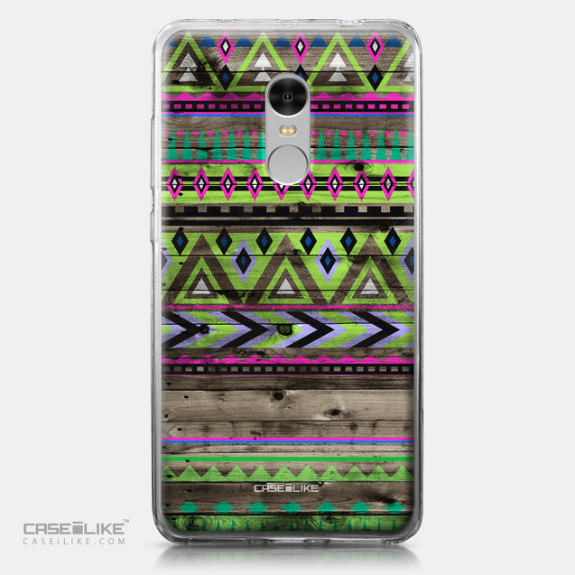 Xiaomi Redmi Note 4 case Indian Tribal Theme Pattern 2049 | CASEiLIKE.com