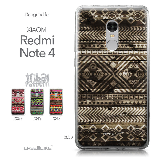 Xiaomi Redmi Note 4 case Indian Tribal Theme Pattern 2050 Collection | CASEiLIKE.com