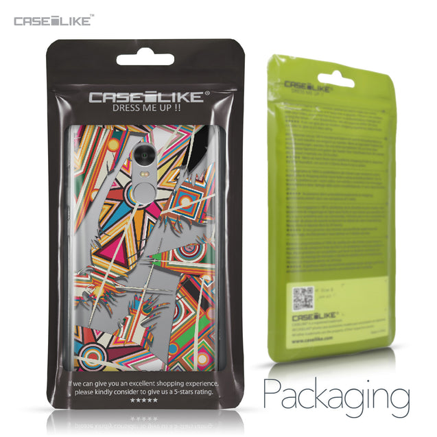 Xiaomi Redmi Note 4 case Indian Tribal Theme Pattern 2054 Retail Packaging | CASEiLIKE.com