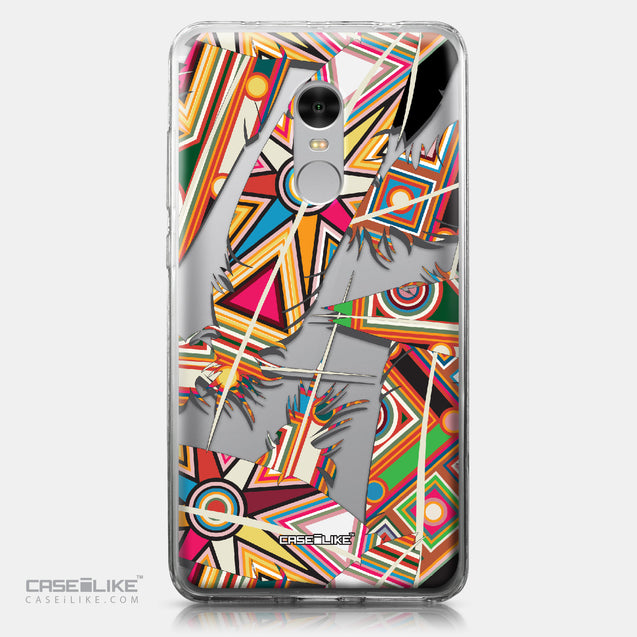 Xiaomi Redmi Note 4 case Indian Tribal Theme Pattern 2054 | CASEiLIKE.com