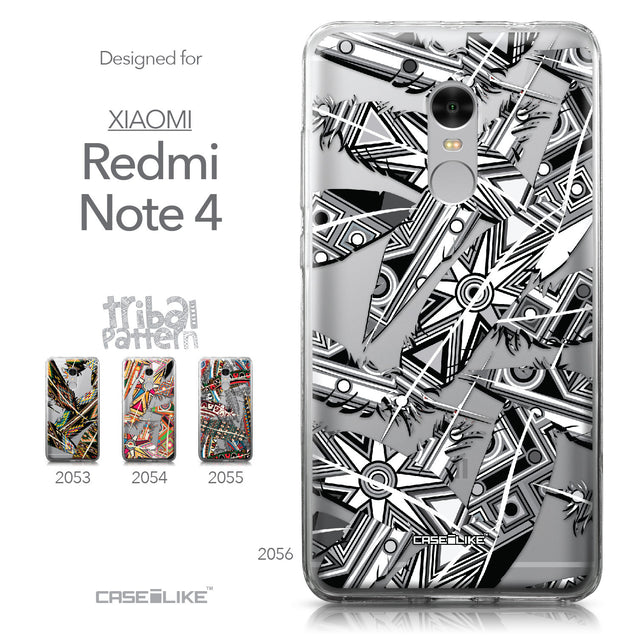Xiaomi Redmi Note 4 case Indian Tribal Theme Pattern 2056 Collection | CASEiLIKE.com