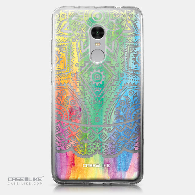 Xiaomi Redmi Note 4 case Indian Line Art 2064 | CASEiLIKE.com