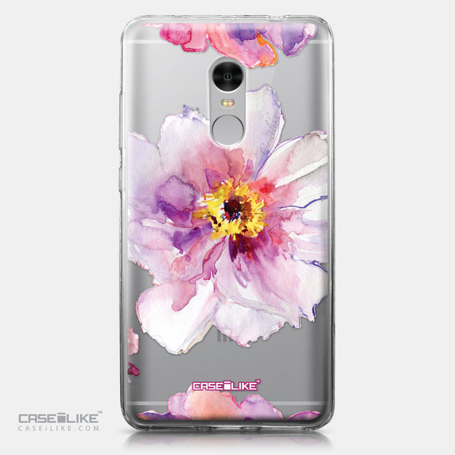 Xiaomi Redmi Note 4 case Watercolor Floral 2231 | CASEiLIKE.com
