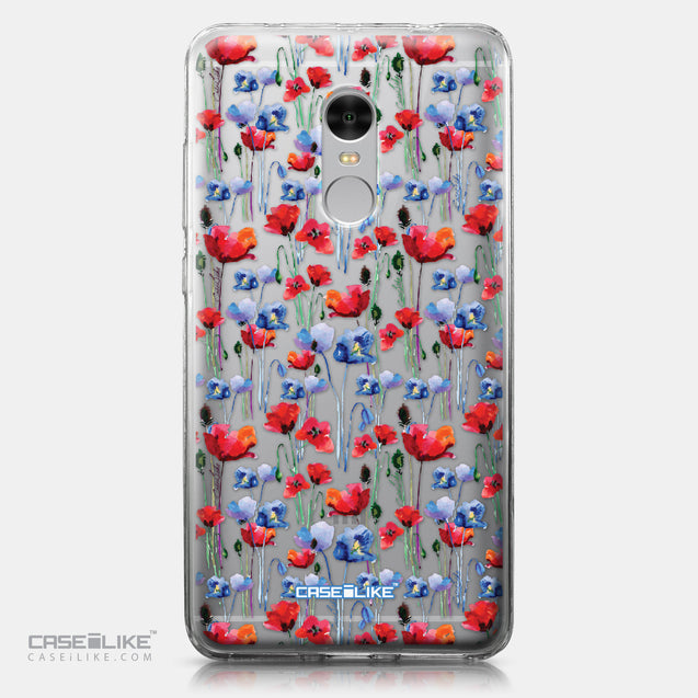 Xiaomi Redmi Note 4 case Watercolor Floral 2233 | CASEiLIKE.com