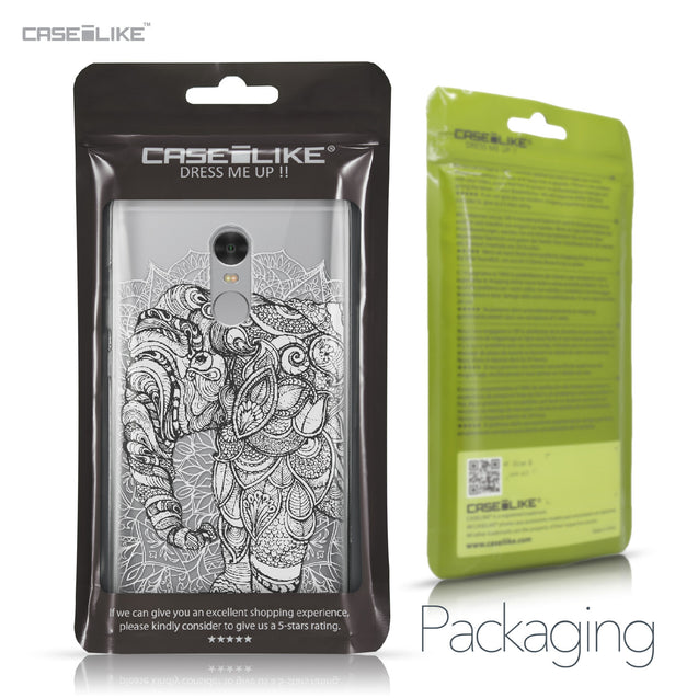 Xiaomi Redmi Note 4 case Mandala Art 2300 Retail Packaging | CASEiLIKE.com