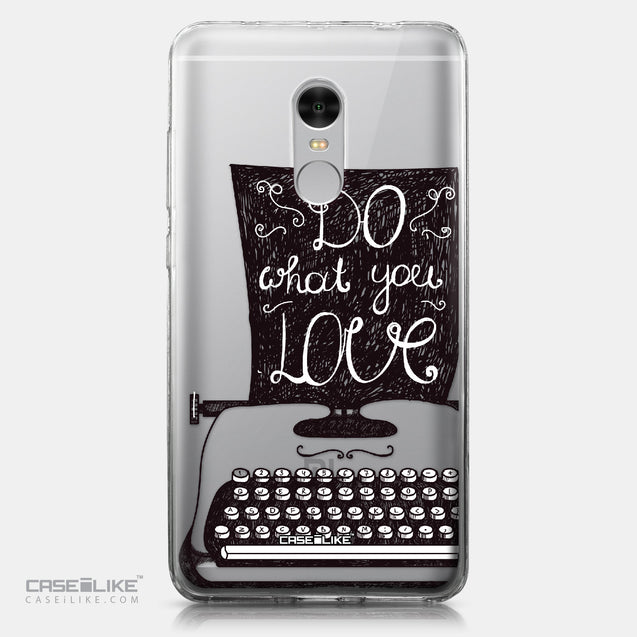 Xiaomi Redmi Note 4 case Quote 2400 | CASEiLIKE.com