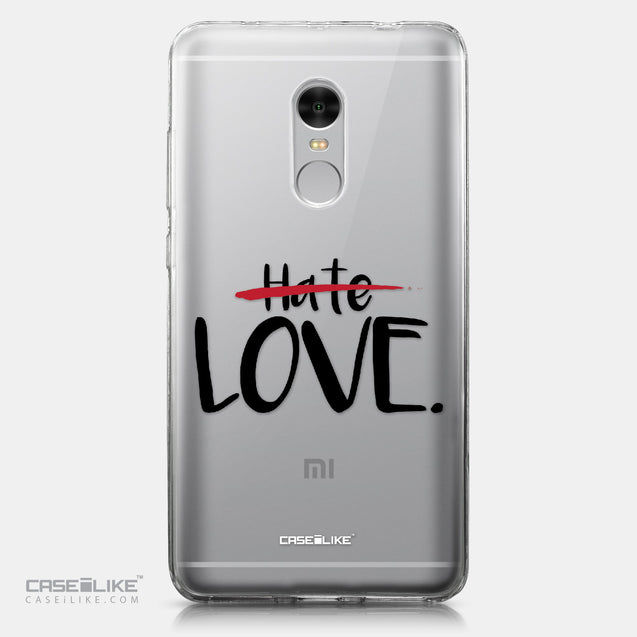 Xiaomi Redmi Note 4 case Quote 2406 | CASEiLIKE.com