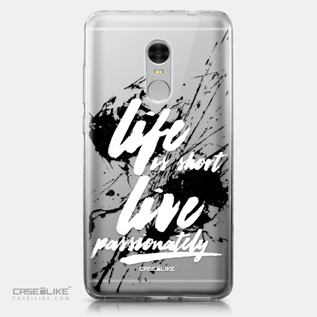 Xiaomi Redmi Note 4 case Quote 2416 | CASEiLIKE.com