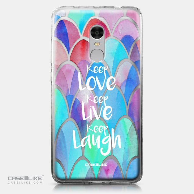 Xiaomi Redmi Note 4 case Quote 2417 | CASEiLIKE.com