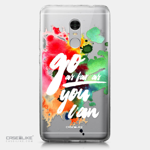 Xiaomi Redmi Note 4 case Quote 2424 | CASEiLIKE.com