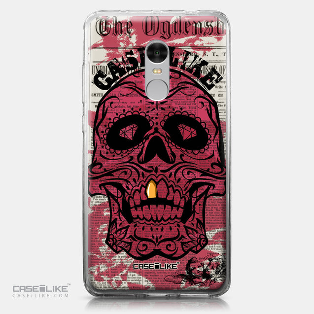Xiaomi Redmi Note 4 case Art of Skull 2523 | CASEiLIKE.com