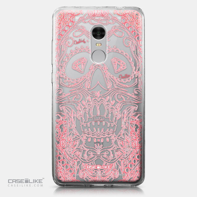 Xiaomi Redmi Note 4 case Art of Skull 2525 | CASEiLIKE.com