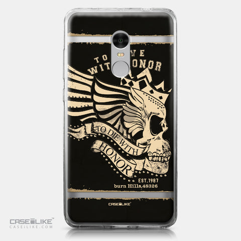 Xiaomi Redmi Note 4 case Art of Skull 2529 | CASEiLIKE.com