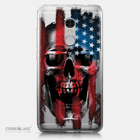 Xiaomi Redmi Note 4 case Art of Skull 2532 | CASEiLIKE.com