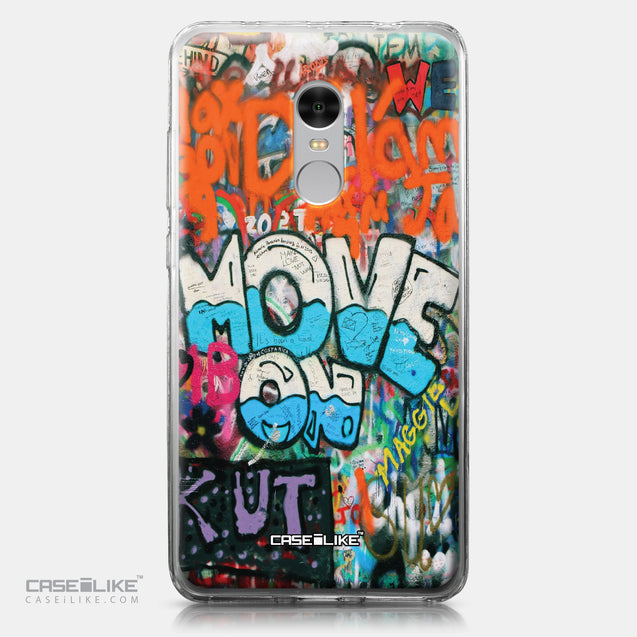 Xiaomi Redmi Note 4 case Graffiti 2722 | CASEiLIKE.com