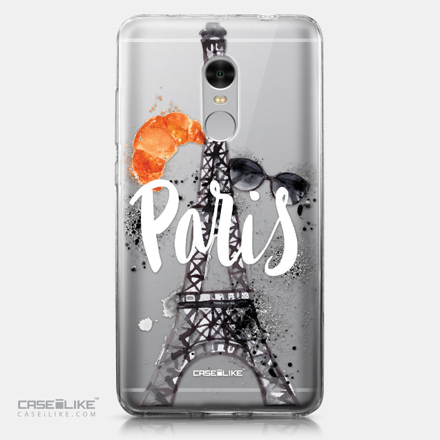 Xiaomi Redmi Note 4 case Paris Holiday 3908 | CASEiLIKE.com
