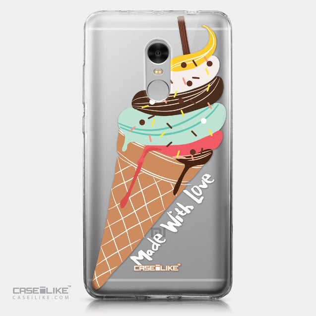 Xiaomi Redmi Note 4 case Ice Cream 4820 | CASEiLIKE.com