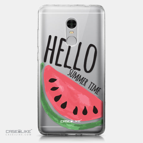 Xiaomi Redmi Note 4 case Water Melon 4821 | CASEiLIKE.com