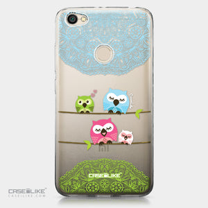 Xiaomi Redmi Note 5A case Owl Graphic Design 3318 | CASEiLIKE.com
