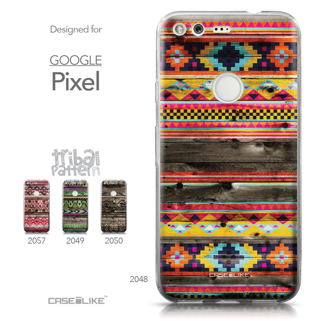 Google Pixel case Indian Tribal Theme Pattern 2048 Collection | CASEiLIKE.com