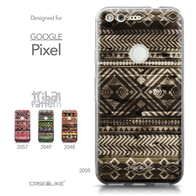 Google Pixel case Indian Tribal Theme Pattern 2050 Collection | CASEiLIKE.com