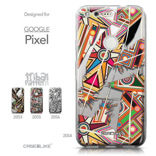 Google Pixel case Indian Tribal Theme Pattern 2054 Collection | CASEiLIKE.com