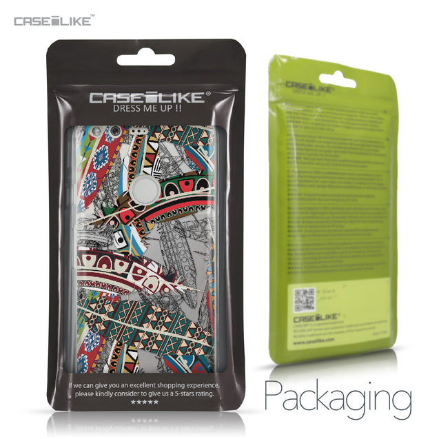 Google Pixel case Indian Tribal Theme Pattern 2055 Retail Packaging | CASEiLIKE.com